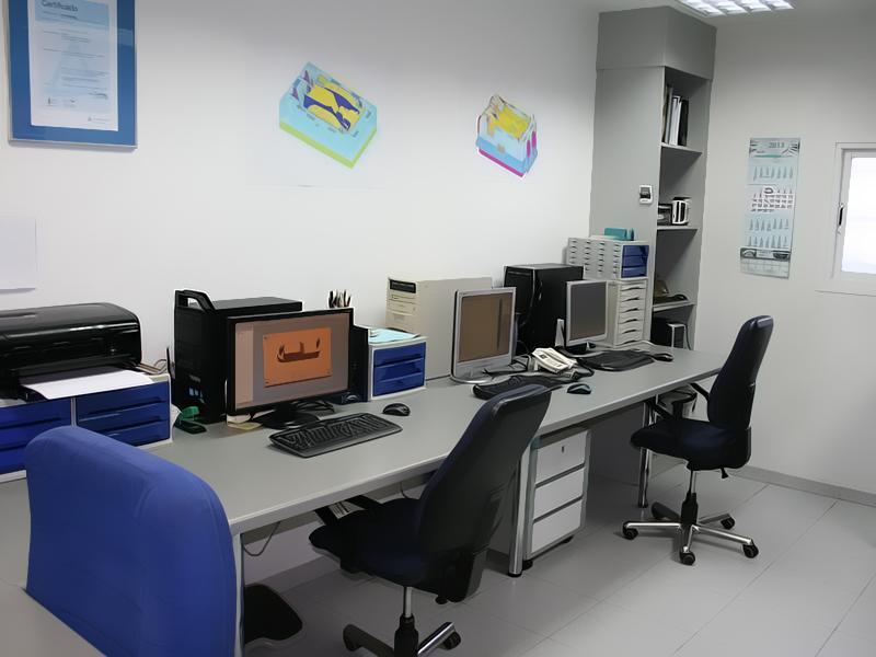 Empresa que me haga el certificado de eficiencia for Que son tecnicas de oficina