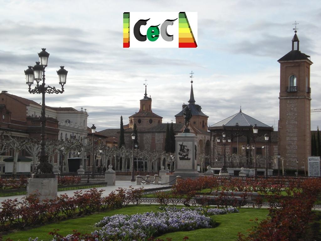 certificados energéticos en de Alcalá de Henares | CertienergetiC