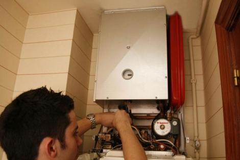 mantenimiento caldera de gas certificado eneregtico